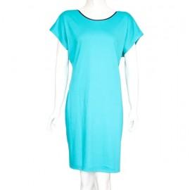 پیراهن زنانه راحتی پشت بندی